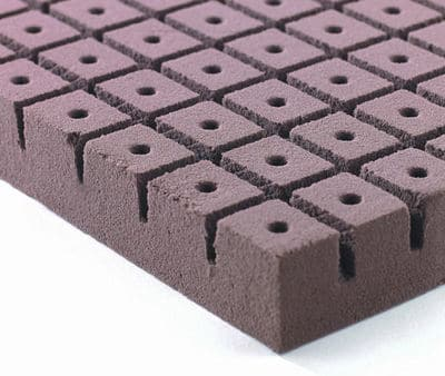 oasis cubes for hydroponics