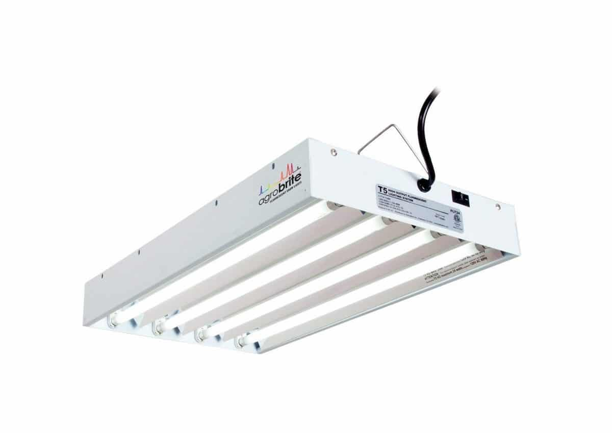 led vs fluorescent grow lights