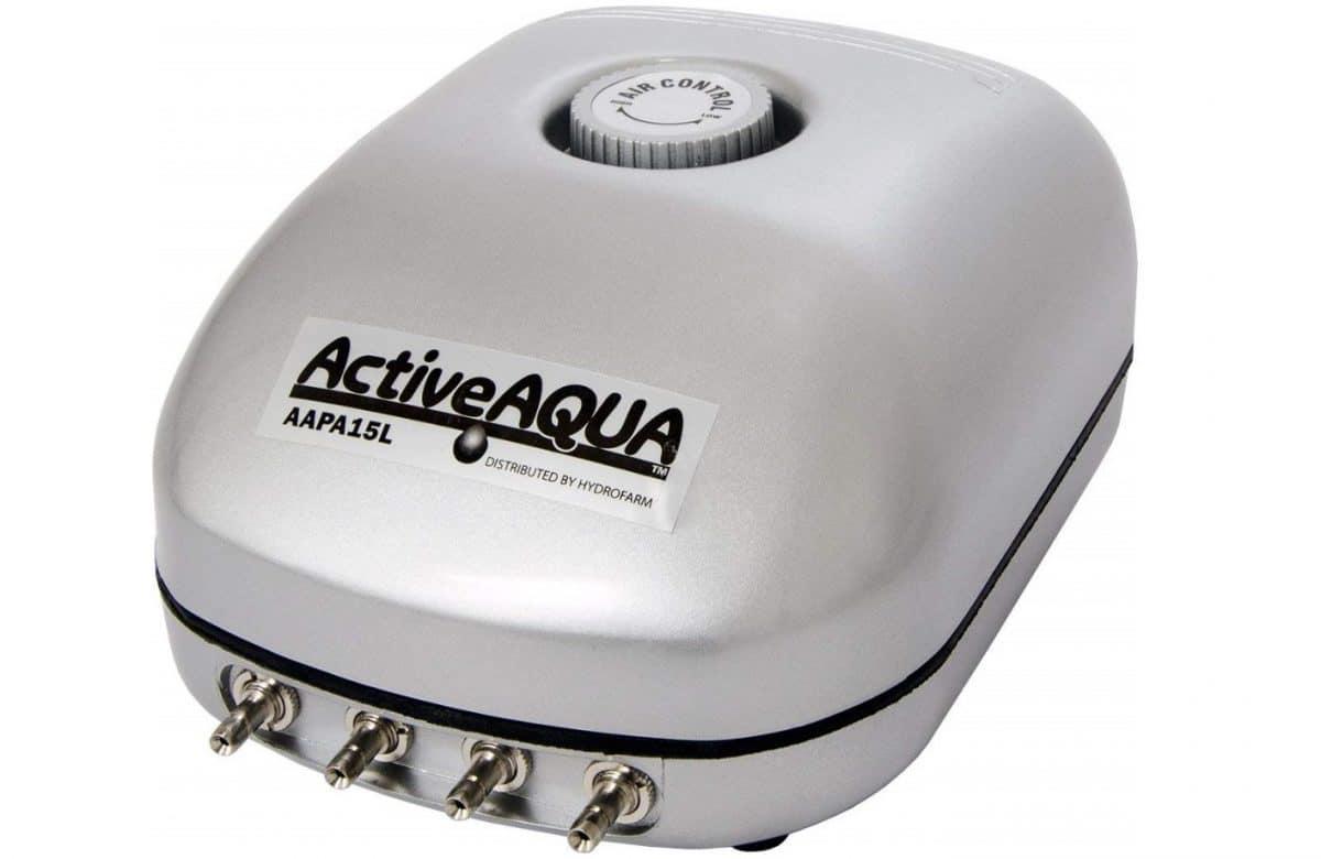 hydroponic air pump