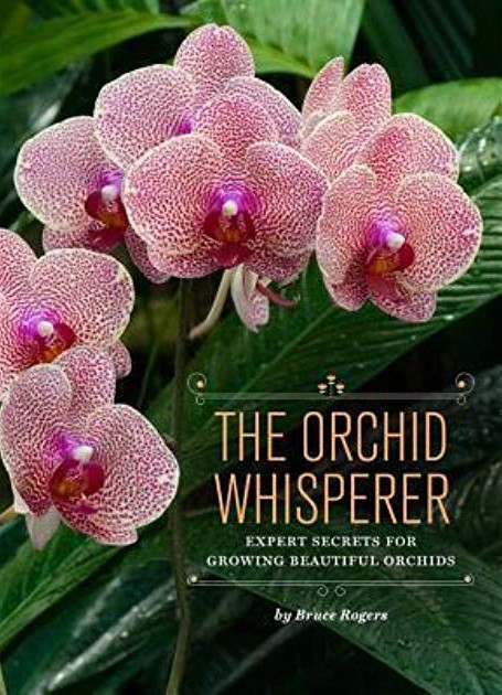 The Orchid Whisperer Book