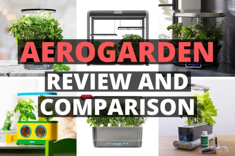 miracle-gro aerogarden review and comparison