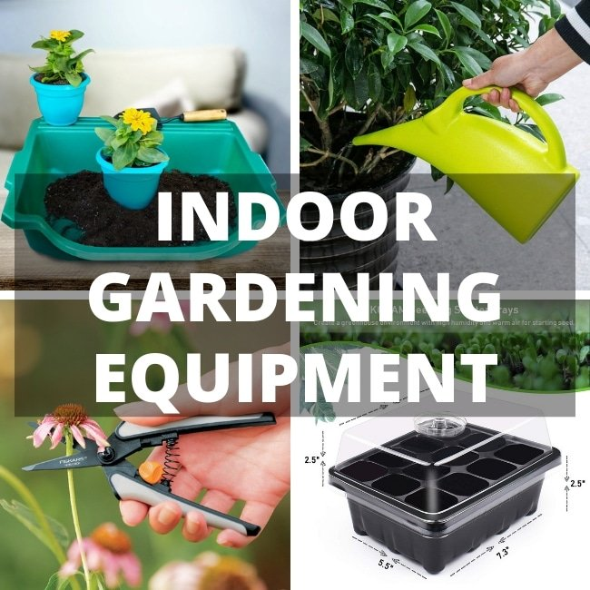 indoor gardening equipment