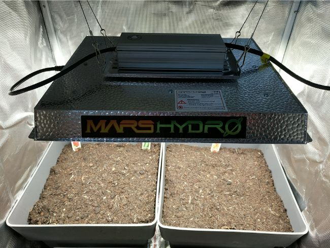 Mars Hydro Ts 1000 Led Grow Light Review Smart Garden Guide