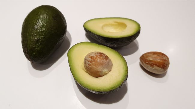 preparing avocado to grow from seed
